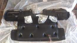 XUV500 Engine Cover with Clips