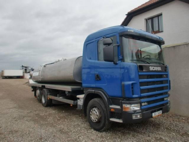 Scania R 124 (ID7248) - 2000