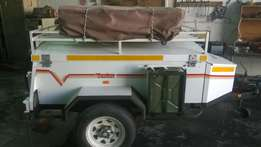 Venter bush baby off road trailer