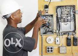 electrician at your convenience. any time anywhere