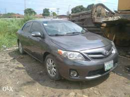 6 Months Used Toyota Corolla 2012
