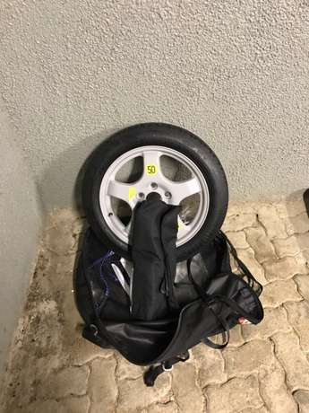 BMW E90 Space saver spare wheel kit Witbank - image 1