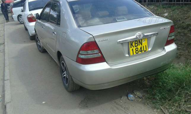 Car for sale. Toyota NZE Mathare North - image 4