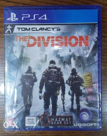 The Division for Ps4 // جديده