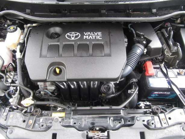 Super clean Toyota wish,2009model,1800cc valve matic engine. Hurlingham - image 4