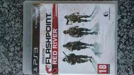 PlayStation 3 Operation flashpoint