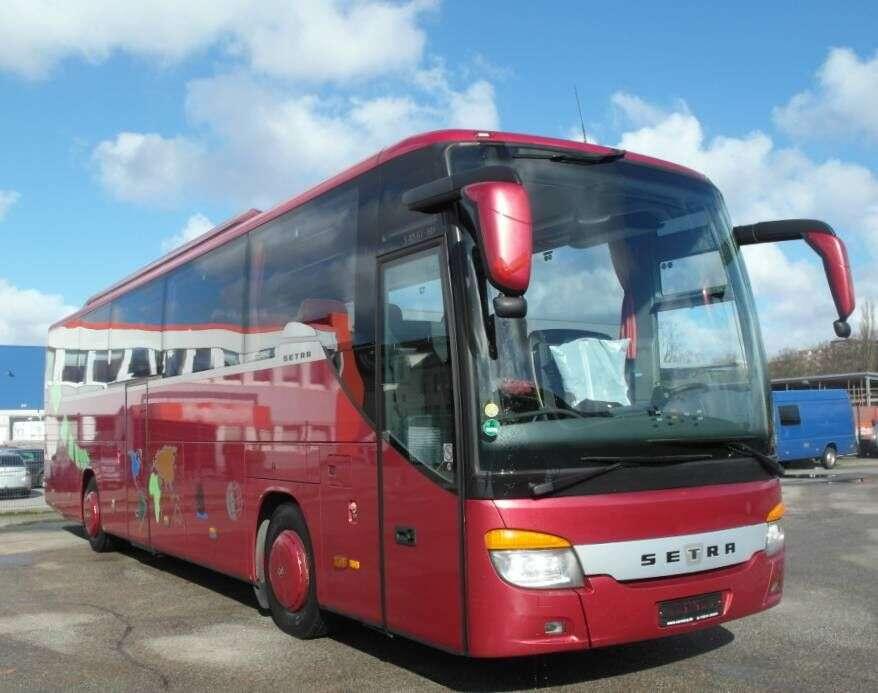 Setra S 415 Gt Hd/vip****/40 Sitze/at- Motor 153000 Km - 2007