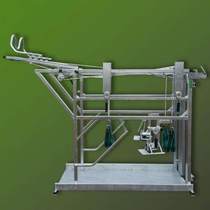 Klauwbekapbox Type L Milking Equipment