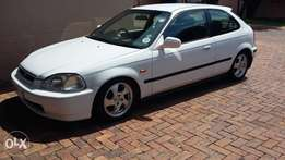 Honda civic vtec B20