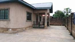 A 4 bedroom bungalow for sale