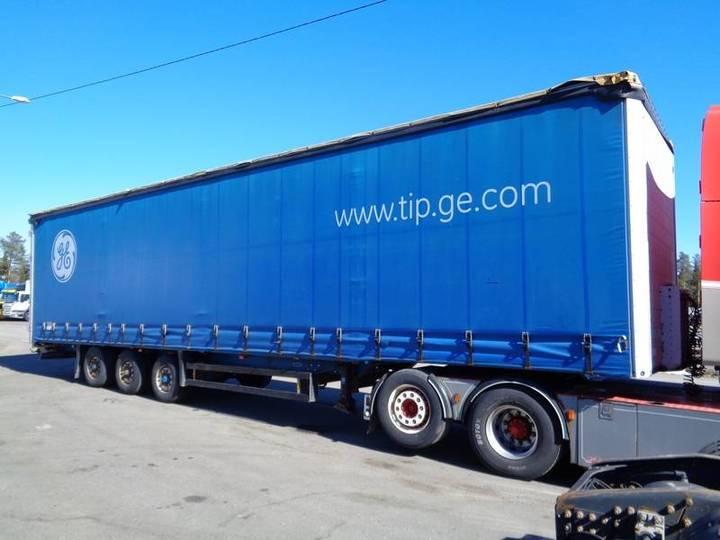 Schmitz Cargobull S 02-s698 - 2001