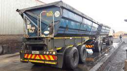 SA Truck Body & 25 Cube Trailord Trailers for sale
