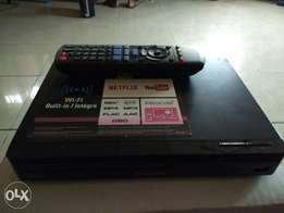 Panasonic Blueray/DVD Player with Blueray Disc