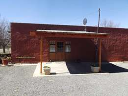 Business premises with house attached, for sale in Warden Free state.