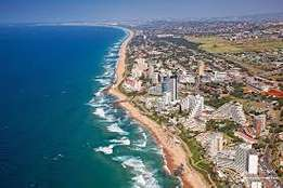 Long weekends/ school holidays: Umhlanga & Durban: 28 Apr - 22 July