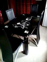 Extraordinary Dining Table with Chairs