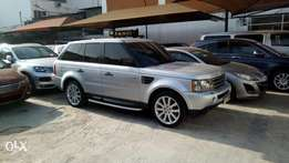Range rover sports with sunroof