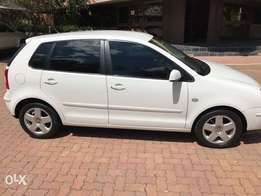 1.6i polo for sale with fsh...