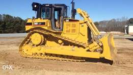Bulldozer D6 available for hire