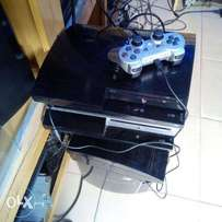 Newly imported ps3 with games