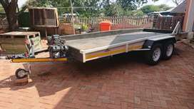 Trailer Axles Caravans Trailers For Sale In Limpopo Olx South