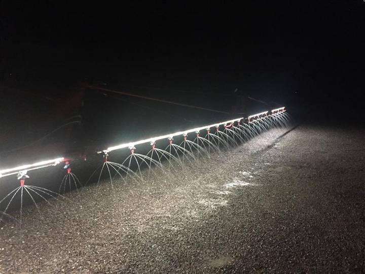 Agro SPRAY LINE BOM LED LYS --VALGFRI BLÅT ELLER HVIDT LYS-- - 2019