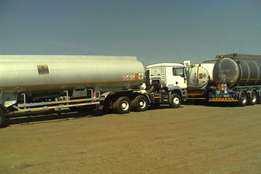 neat fuel tanker for sale