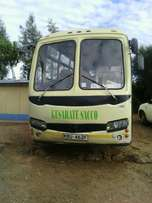 33 Seater Higer Bus