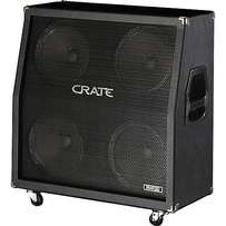 Crate 4x12 cabs for sale (no speakers)