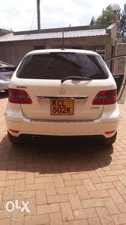 Mercedes B180 Very Clean New Import Westlands - image 1