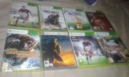 i sell my xbox 360 with 16 games and 1control and my xbox is 500G