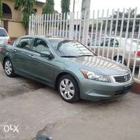 A super clean,Accident free and full duty settled 2009 Accord for sale
