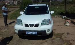 Iam selling X trail