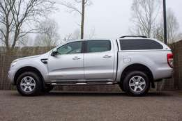 2013 Ford Ranger Limited double cab*6 speed manual*3.2L diesel