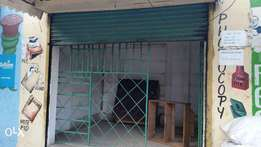 Shop for Rent at Guraya majengo area