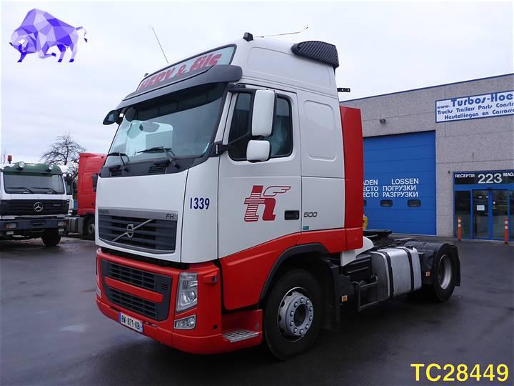 Volvo FH 13 500 Euro 5 - 2013