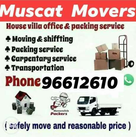 house Shiftng packing furniture fixing transportation services
