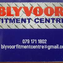 Blyvoor fitment centre