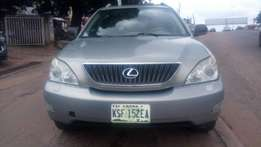 2007 Lexus rx330 registered
