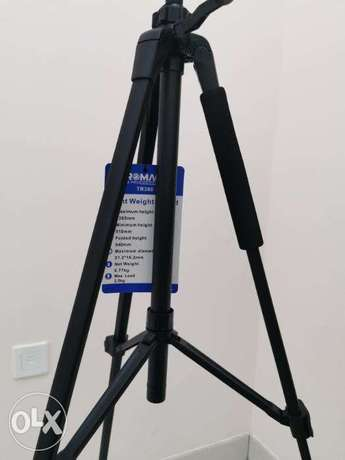 Brand New Professional tripod for DSLR in best price