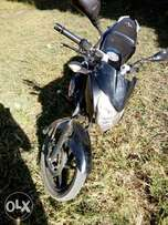 Well maintained motorbike 135cc
