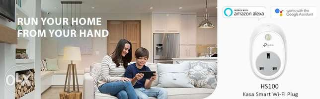 Brand : TP LinkWiFi Smart Plug- Run your Home from your Hand.