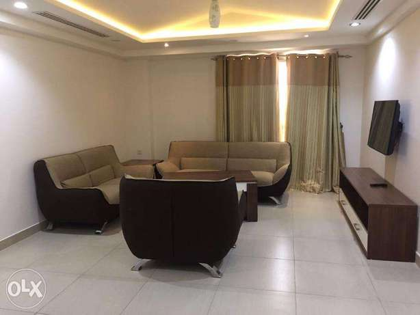 Fully Furnished & non Furnished aprts available starting from 500 OMR