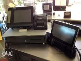 Touch screen Point of Sale System ( pos solution)