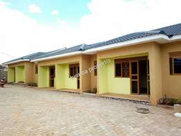 adorable self contained double house in najjera at 300k ugx