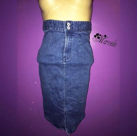 denim skirt Imara Daima - image 1
