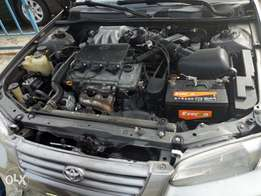 Four month old used Toyota Camry sallon car