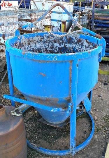 CUBA para hormigón concrete mixer
