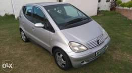 Selling Merc A160 - reduced price