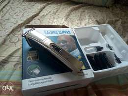 Rechargeable balding clipper
